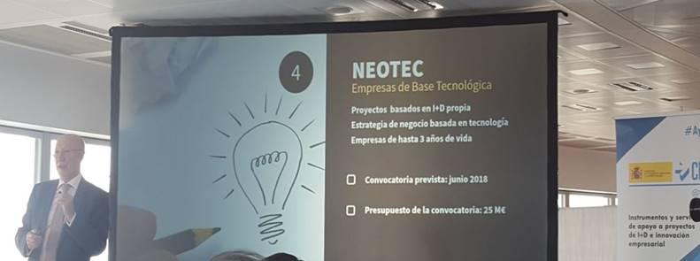 neotec 2018